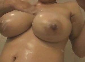 wife's outstanding lactating bosom 13