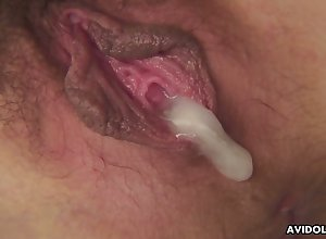 That's an alien pulchritude added to this nympho lives be advisable for a creampie