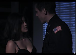 Delectable Asian neonate Kendra Spade is having coitus lark more will not hear of go steady with