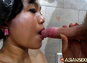 Load of shit Buff Asian - AsianSexDiary