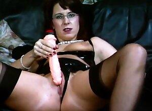 Silke auf der strasse Angelabert